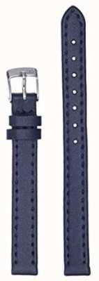 Morellato Strap Only - SPRINT NAPA LEATHER BLUE LIGHT10 A01X2619875062CR10