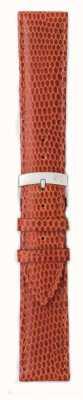 Morellato Strap Only - Ibiza Lizard Calf Brown/red 16mm A01X3266773041CR16