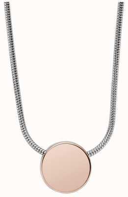 Skagen Womens Elin Stainless Steel Necklace SKJ0954998