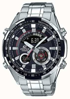Casio Edifice Watch With Tachymeter Chronograph ERA-600D-1AVUEF