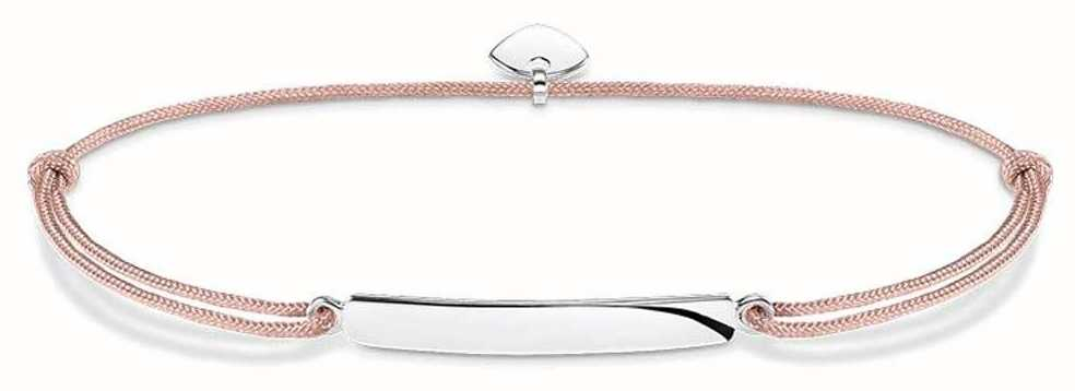Thomas Sabo Sterling Silver Glam And Soul Little Secrets Classic LS011-173-19-L20V