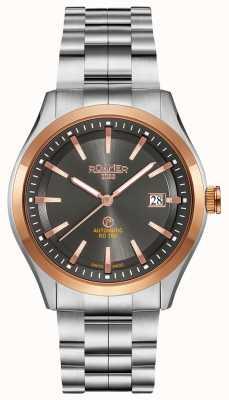 Roamer Automatic RD100 | Stainless Steel Bracelet | Black Dial 951660 49 05 90