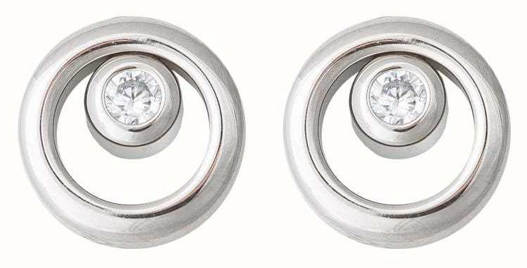 Skagen Womans Stainless Steel Elin Earrings SKJ0836040