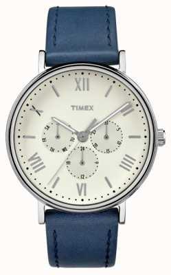 Timex Mens Southview Multifunction Chronograph Blue TW2R29200