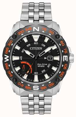 Citizen Mens Eco-drive Power Reserve EX DISPLAY AW7048-51E EX-DISPLAY