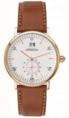 Michel Herbelin Mens Inspiration Chronograph Watch 18247/PR11GO