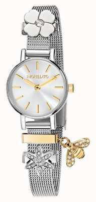 Morellato Womens Tesori Stainless Steel Charm Watch R0153122576