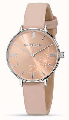 Morellato Womens Ninfa Magnolia Dial/strap Watch R0151141503