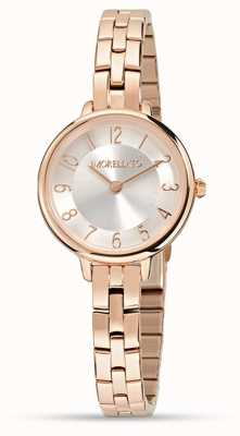 Morellato Womens Petra Small Rose Gold Watch R0153140510