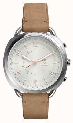 Fossil Q Accomplice Hybrid Smartwatch Sand Leather FTW1200