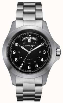 Hamilton Khaki Field King Quartz Stainless Steel H64451133