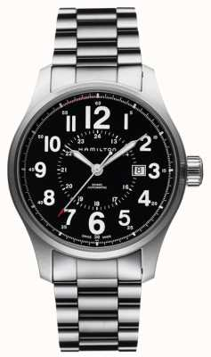 Hamilton Khaki Field Officer Auto Stainless Steel H70615133