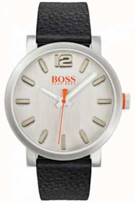 Hugo Boss Orange Mens Bilbao Watch In Silver 1550035