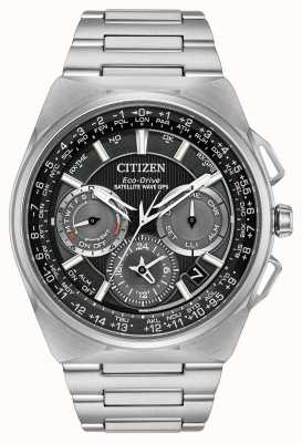 Citizen F900 Satellite Wave GPS Chronograph Super Titanium CC9008-50E