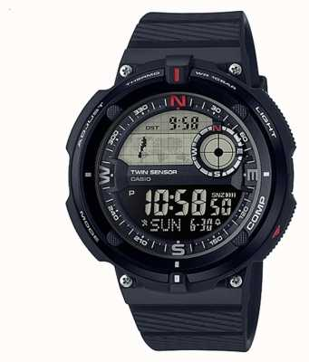 Casio Mens Classic Travel World Time Watch SGW-600H-1BER