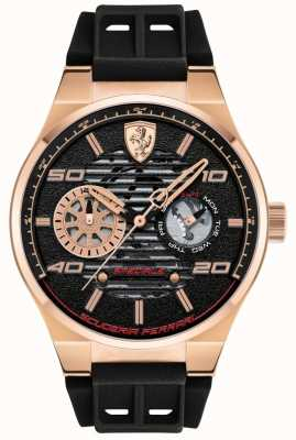 Scuderia Ferrari Speciale Rose Gold 0830458