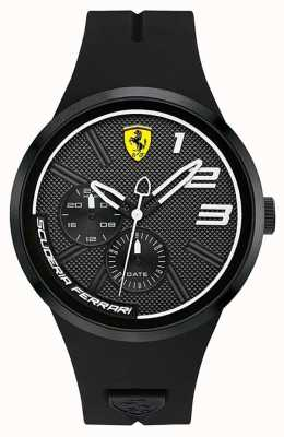 Scuderia Ferrari FXX Black Dial 0830472