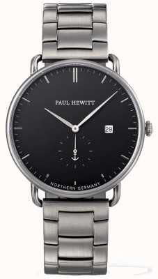 Paul Hewitt Mens Grand Atlantic Stainless Steel Bracelet PH-TGA-GM-B-4M
