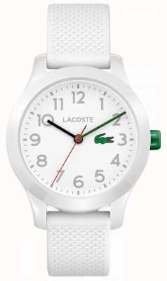 Lacoste Kids 12.12 Watch White 2030003