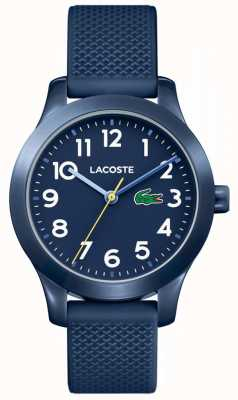 Lacoste 12.12 Kids Watch Navy Blue Rubber Strap 2030002