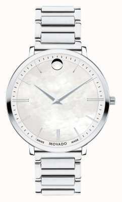 Movado Women's Ultra Slim Stainless Steel Watch 0607170