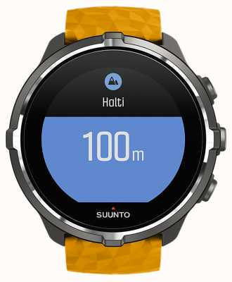 Suunto Spartan Sport Heart Rate Monitor Barometer Bluetooth Watch SS050000000