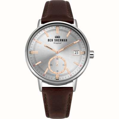 Ben Sherman Mens Portobello Watch WB071SBR