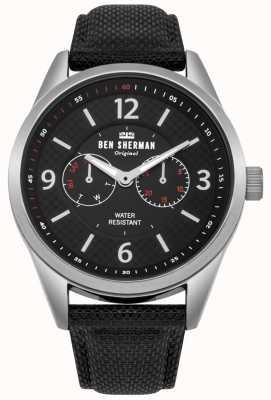 Ben Sherman Mens Big Carnaby Utility Watch WB069BB