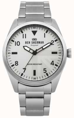 Ben Sherman Mens Carnaby Military Watch WB074SM