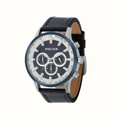 Police Mens Police Momentum Chronograph Watch 15000JSTBL/03