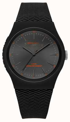 Superdry Grey Dial Grey Patterned Strap SYG184EE