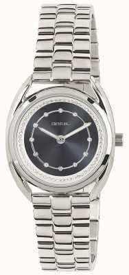 Breil Petit Stainless Steel Blue Sunray Dial TW1651