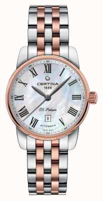 Certina | DS Podium | Lady Automatic | Two Tone Bracelet | C0010072211300