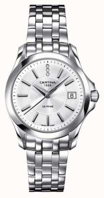 Certina Womens DS Prime Diamond Watch C0042101103600