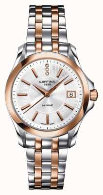 Certina Womens DS Prime Diamond Watch C0042102203600