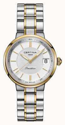 Certina Womens Ds Stella Precidrive Watch C0312102203100