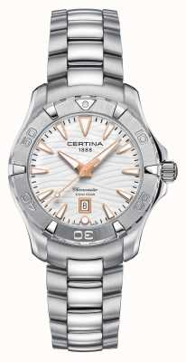 Certina Womens Ds Action 300m Watch C0322511101101