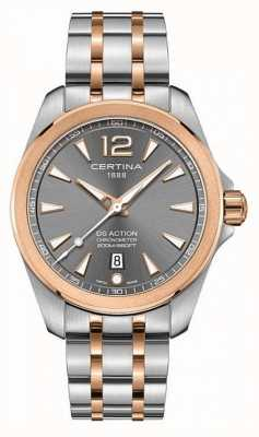 Certina Mens Ds Action Chronometer Watch C0328512208700