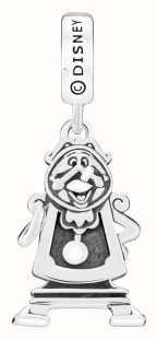 Chamilia Beauty And The Beast Cogsworth Charm 2010-3722