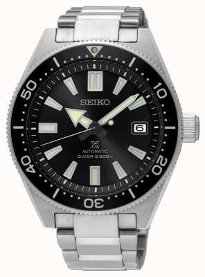Seiko Prospex Divers Recreation Black Dial Automatic Watch SPB051J1