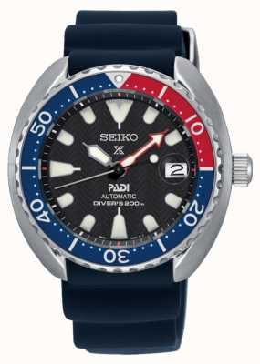 Seiko Prospex Mini Sea Turtle PADI Automatic Divers Watch SRPC41K1