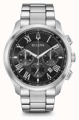 Bulova Mens Classic Wilton Mens Strap 96B288