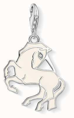 Thomas Sabo Unicorn Sterling Silver Charm 1512-041-14