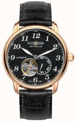 Zeppelin Count Automatic LZ127 Skeleton 7668-2
