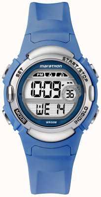 Timex Marathon Digital Sports Watch Light Blue Strap TW5M14400