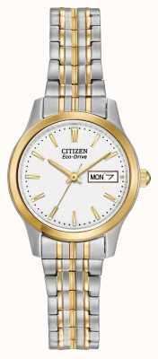 Citizen Womens Expansion Bracelet Eco-Drive EW3154-90A