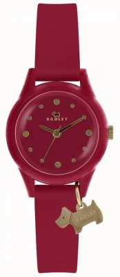 Radley Womens Watch It Watch Pink Silicone RY2598