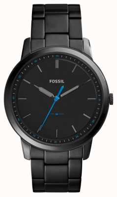 Fossil Mens The Minimalist 3H Stainless Steel Strap FS5308