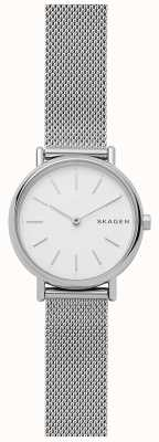 Skagen Womens Signatur Stainless Steel Mesh Strap SKW2692