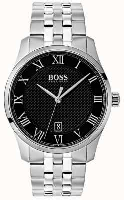 BOSS Master | Stainless Steel | Black Dial 1513588